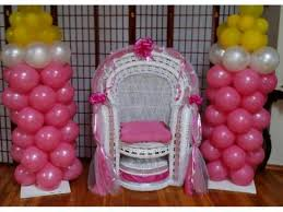 Decorating Chair For Baby Shower To Decorate A Baby Shower Chair