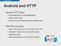 android httpurlconnection android and rest