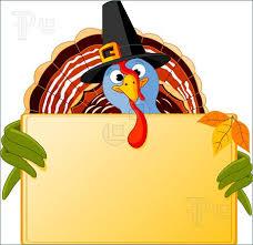Thanksgiving Borders Clip Thanksgiving Turkey Border Clip 62