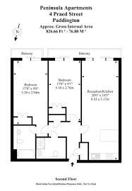 paddington station floor plan peninsula apartments 2 praed street paddington london w2 for
