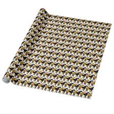 matte black wrapping paper black matte gold and white wrapping paper zazzle