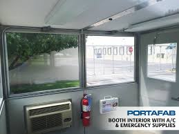 security booth guard booths portafab guard booths guard shack portafab