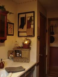 primitive decorating ideas for bathroom primitive country decorating ideas primitive bathroom decor