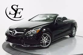 convertible mercedes black 2015 mercedes benz e class e 550 2dr convertible stock 22507 for