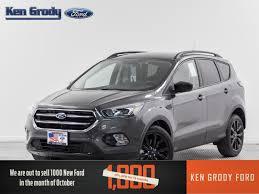 Ford Escape Exhaust - new 2018 ford escape se sport utility in buena park 90219 ken