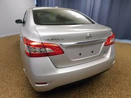 nissan sentra front bumper 2014 used nissan sentra 4dr sedan i4 cvt sv at north coast auto