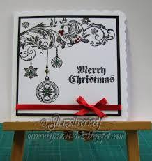 silverwolf cards christmas cards indigo blu style