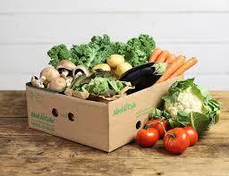 fruit boxes medium veggie veg box organic abel cole