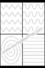 spiral line tracing free printable worksheets u2013 worksheetfun