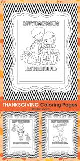 printable thanksgiving coloring pages lil