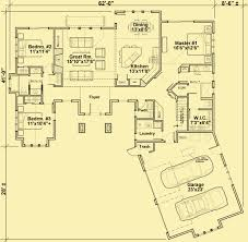 craftsman floorplans 1 craftsman house plans 3 bedroom home with a view