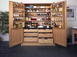 Pull Out Pantry Cabinets For Kitchen Best 25 Stand Alone Pantry Ideas On Pinterest Wall Pantry