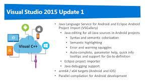 cross platform mobile development with visual c develop for