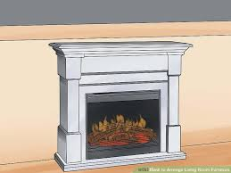 How To Place Furniture In A Bedroom by 4 Ways To Arrange Living Room Furniture Wikihow