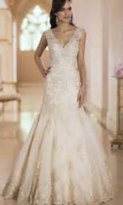 wedding dress rental houston tx stella york 5922dm 900 size 8 un altered wedding dresses