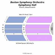 boston pops table seating boston symphony hall end stage seating chart boston symphony hall