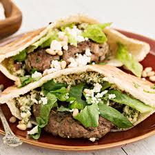cuisine grecque burger à la grecque metro