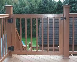 best 25 deck gate ideas on pinterest diy safety gates gates
