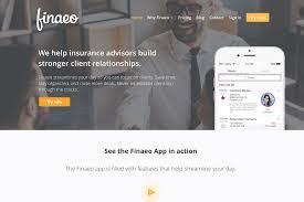 finaeo custom built finance crm built by advisors for advisors