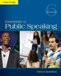 cengage advantage series essentials of public speaking 6th