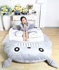 Giant Totoro Bed 100 Totoro Chair 1pcs Fashion Cute Cartoon Rilakkuma Animal