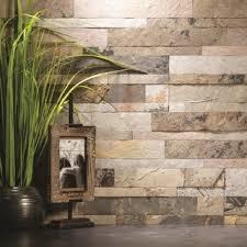 kitchen backsplash stick on tiles aspect 6 x 24 inch medley slate grey peel and stick