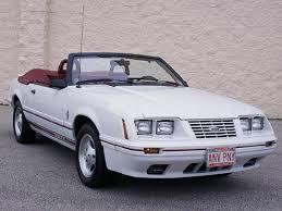 1984 mustang svo value 20th anniversary ford mustang gt350 modern car mustang