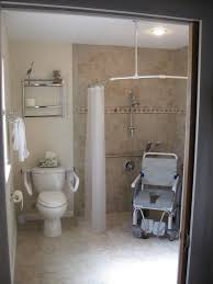 Bathtub Aids For Handicapped Bathrooms Design Wheelchair Accessible Bathroom For Knee Joint