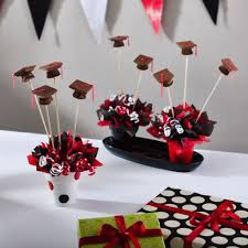 grad party supplies graduation table decorations ideas pictures image of college