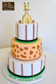 giraffe cake giraffe birthday cake the hudson cakery