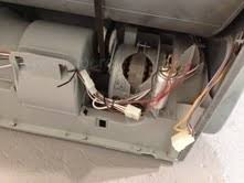 how to replace the heating element on a tumble dryer