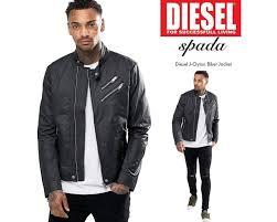 diesel sale cotton riders jacket ifim58147