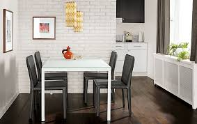 Pratt Table With Sava Dining Chairs Modern Dining Room Furniture - Room and board dining chairs