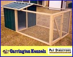 carrington kennels enclosures accessories equipment