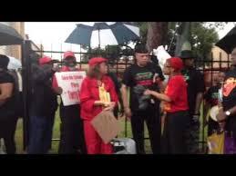 yates alumni yates high school alumni protest sept 16 2014