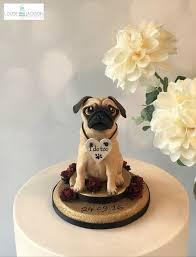 best 25 dog cake topper ideas on pinterest fondant dog fondant
