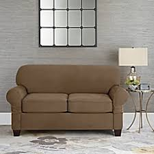 What Is At Cushion Loveseat Loveseat Slipcovers Furniture Covers U0026 Throws Bed Bath U0026 Beyond