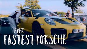 fastest porsche the fastest porsche gt2 rs with 6 47 3 minutes on nurburgring