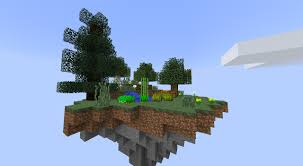 Skyblock Map Skyblock Schematic Minecraft Project