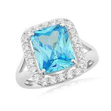blue crystal rings images Waterford crystal sterling silver blue topaz ring wr150 jpg