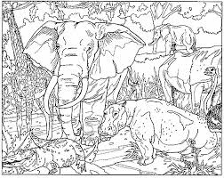 Index of coloriagesanimauxelephants