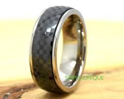 Wedding Rings For Men by Mens Titanium Ring Etsy