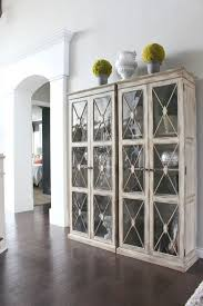 tall dining room cabinet tall narrow glass cabinet modern corner display within dining room