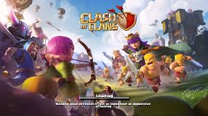 clash of clans hacked apk is here unlimited gems mod