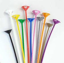 balloon sticks balloon sticks ebay