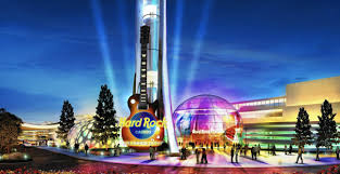 Illinois Casinos Map by Hard Rock Casino At Meadowlands
