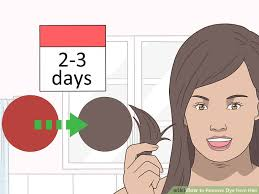 Should You Wash Your Hair Before Coloring - 4 ways to remove dye from hair wikihow