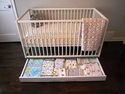 Baby Storage Baby Cribs With Storage Nursery Ideas