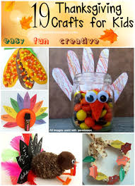 19 thanksgiving craft ideas for that are creative