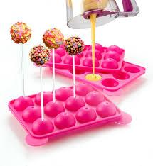 per cake set 2 sti in silicone per cakes pops